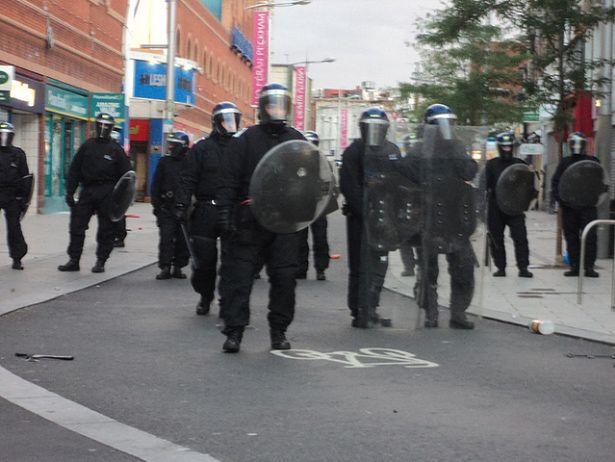 Zamieszki w Londynie   Flickr