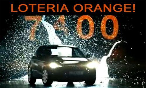 Loteria Orange - tym razem do wygrania Audi