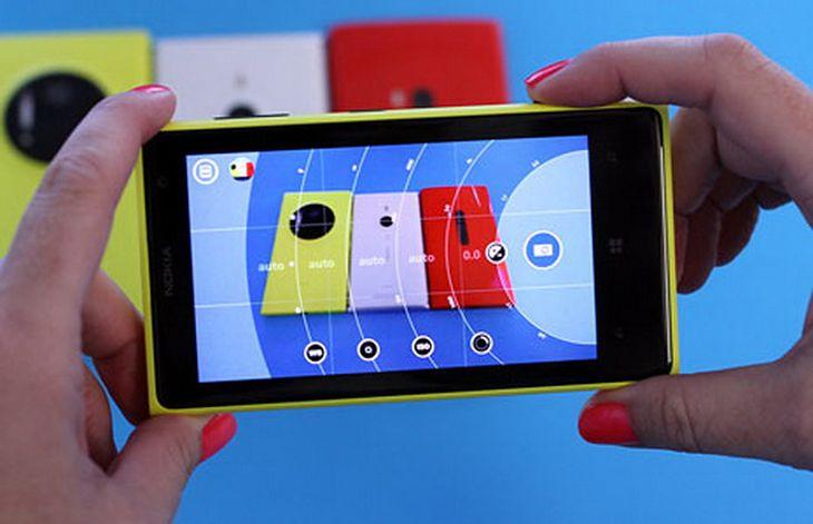 Interfejs Lumia Camera może trafić do przyszłych smartfonów Nokii