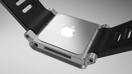 iPod Nano zegarek