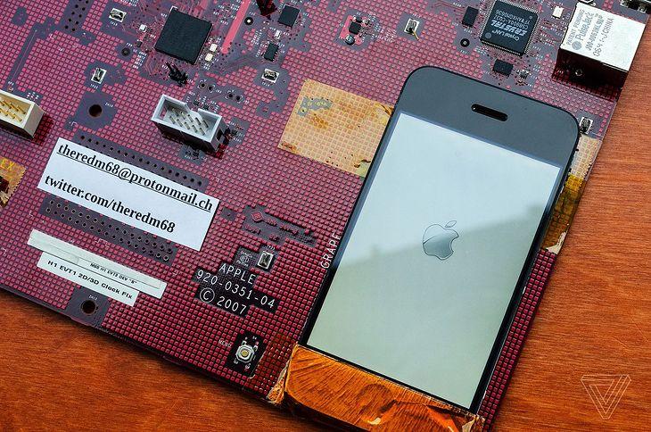 M68, czyli prototyp pierwszego smartfonu Apple'a