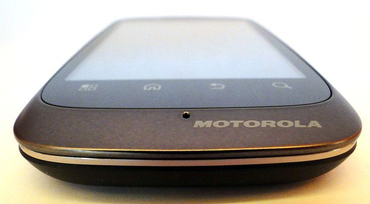 Motorola Fire XT   fot. własne