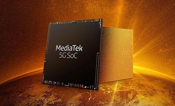 Układ MediaTeka z modemem 5G na początku 2020 roku
