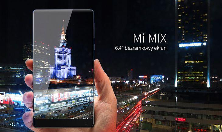 Limitowana edycja Xiaomi Mi MIX na aukcji WOŚP