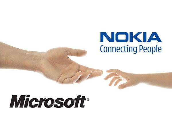 Współpraca Nokii i Microsoftu