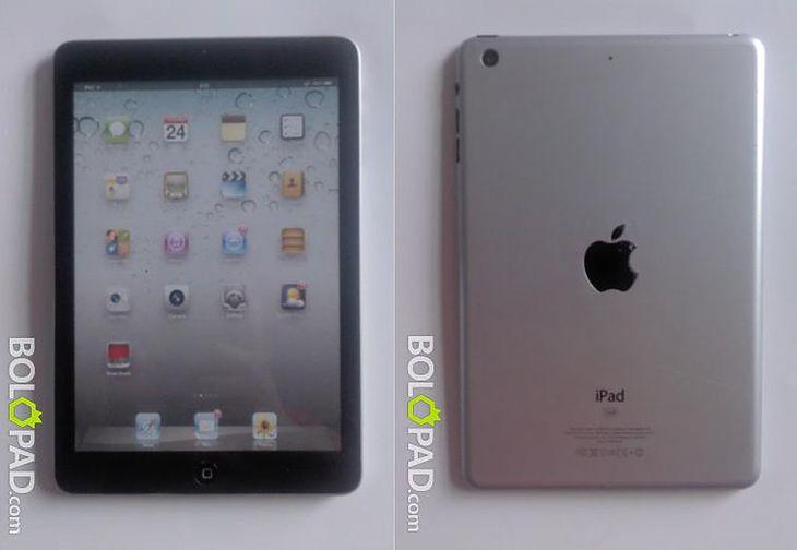 iPad mini?   fot. bolopad.com