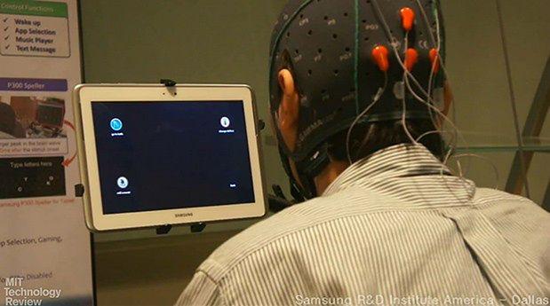 Samsung pracuje nad urządzeniami sterowanymi myślami?