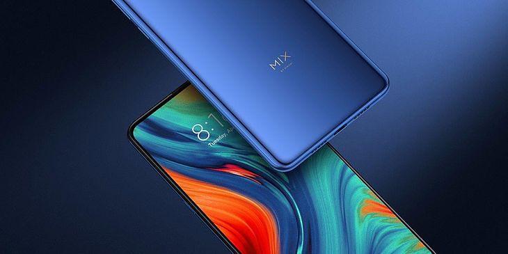 Xiaomi Mi MIX 3 5G może wkrótce doczekać się następcy