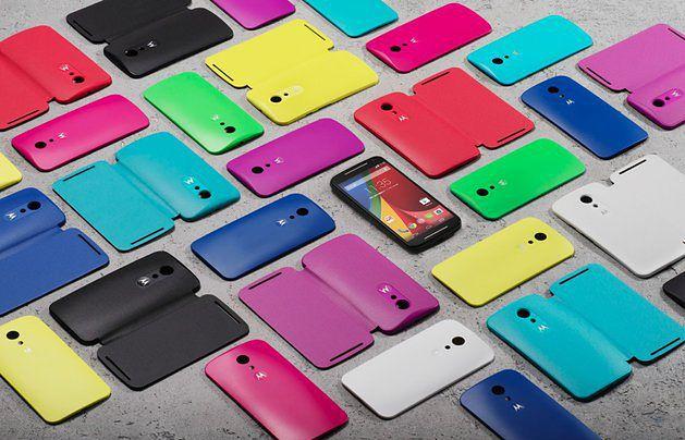 Motorola Moto G drugiej generacji
