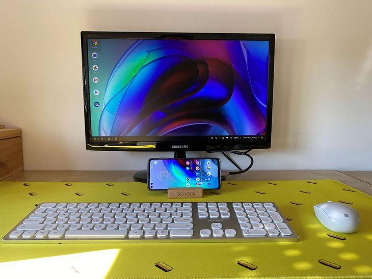 Motorola Moto G100 estoy listo para