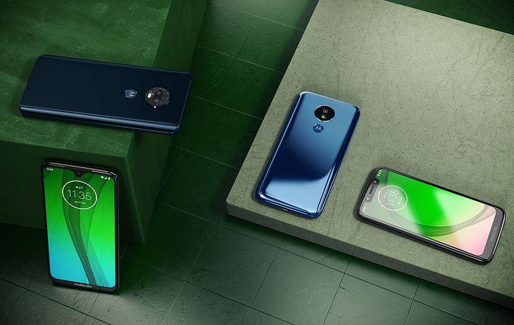 Linia Motorola Moto G7