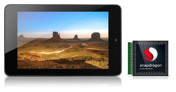 Nexus 7 ze Snapdragonem?