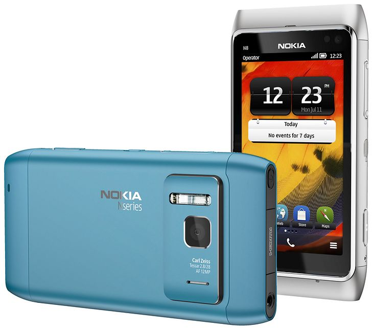 Nokia N8 | fot. Nokia