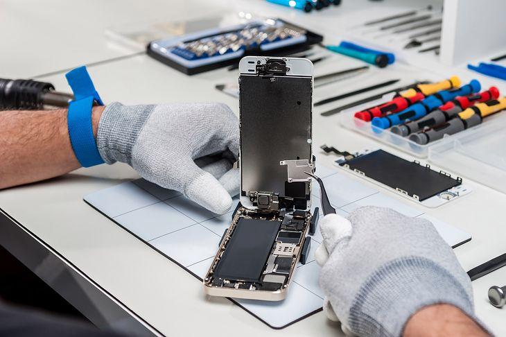 Co w smartfonach psuje się najczęściej?