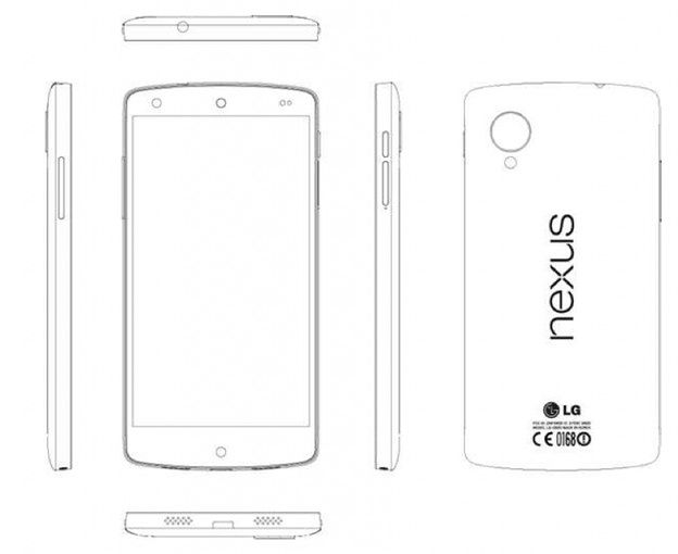 Nexus 5 (fot. phonearena.com)