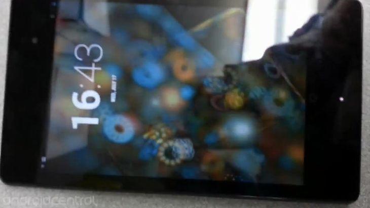 Nexus 7 drugiej generacji (fot. youtube.com)