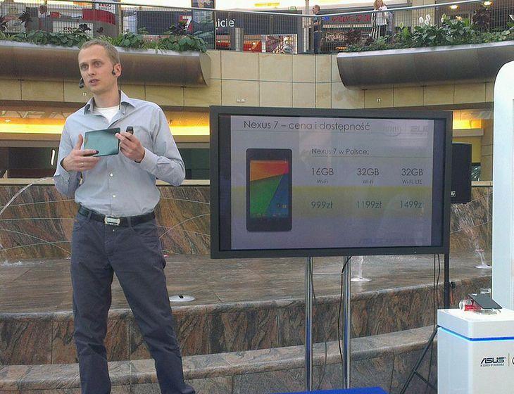 Nowy Nexus 7 w Polsce