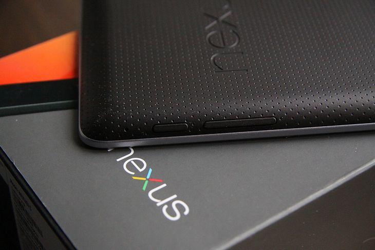 Nexus 7 (fot. Stephane