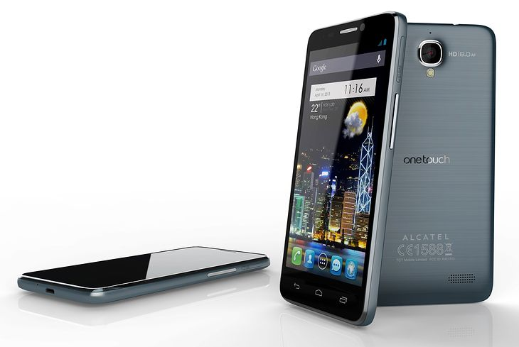 Alcatel One Touch Idol | fot. androidpolice.com