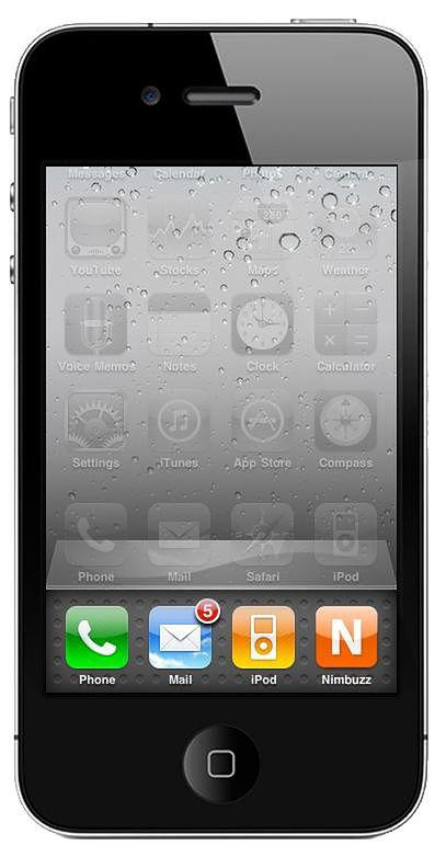 Nimbuzz iOS4