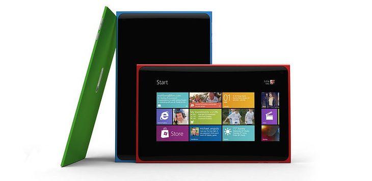 Koncept tabletu Nokii (fot. concept-phones.com)