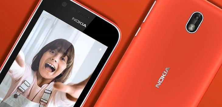 Nokia 1 z Androidem Oreo (Go edition)