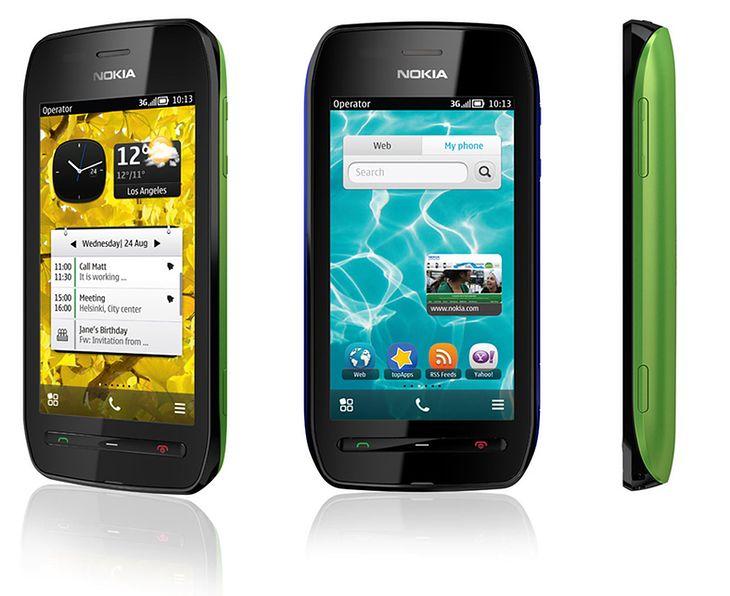 Nokia 603   fot. Nokia