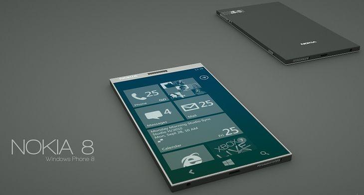 Nokia 8 koncept