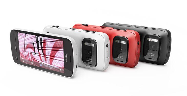 Nokia 808 PureView (fot. Nokia)