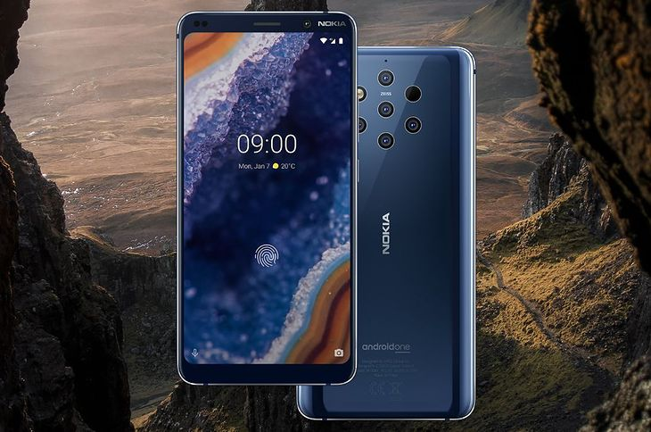 Nokia 9 PureView to flagowy produkt na Androidzie One