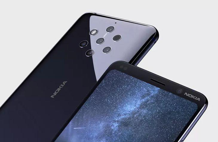 Nokia 9 PureView - wizualizacja