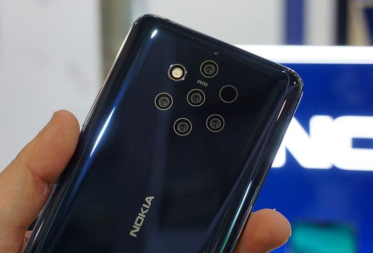 Nokia 9 PureView ma aparat z optyką Zeissa