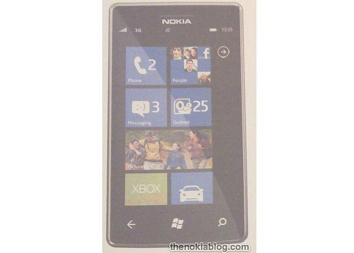 Nokia 900 (fot. thenokiablog)