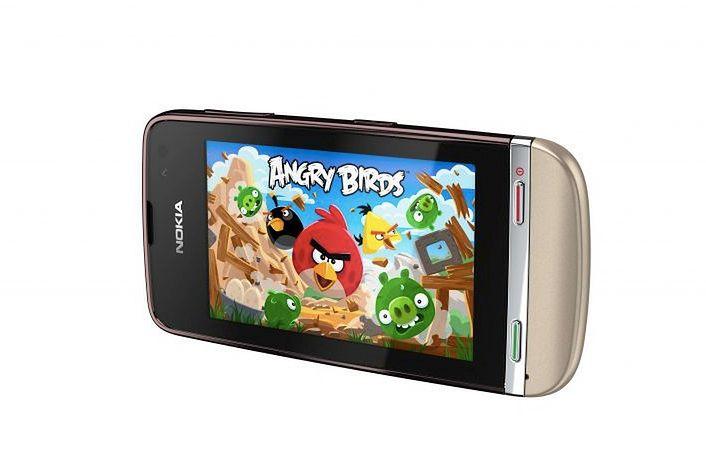 Nokia Asha (fot. nokia)