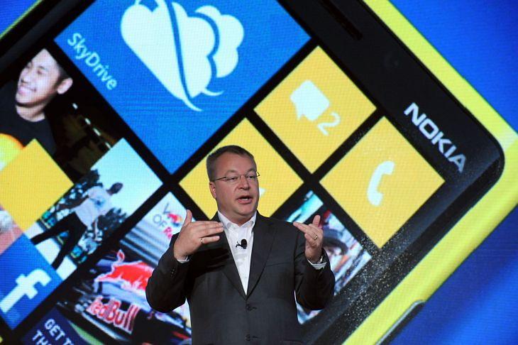 Stephen Elop (fot. Nokia)