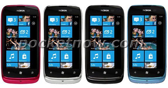 Nokia Lumia 610 (fot. PocketNow)
