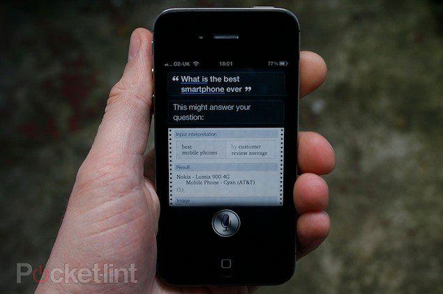 Siri już wie... (fot. pocket-lint.com)
