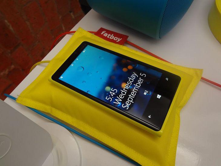 Nokia Lumia 920 (fot. wł)