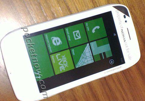 Nokia Sabre (fot. PocketNow)