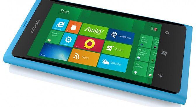 Nokia Lumia Windows 8 Phone :) (fot. mobileszoo)