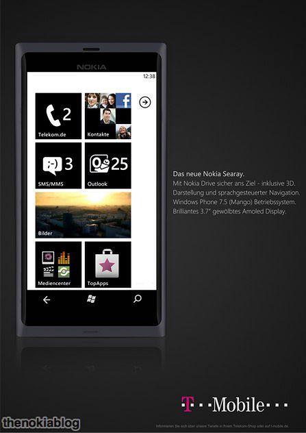 Nokia SeaRay (fot. The Nokia Blog)