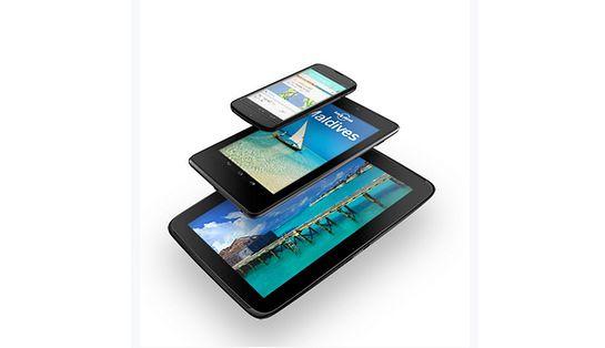Nowa rodzina Nexusów - Nexus 4, Nexus 7 i Nexus 10