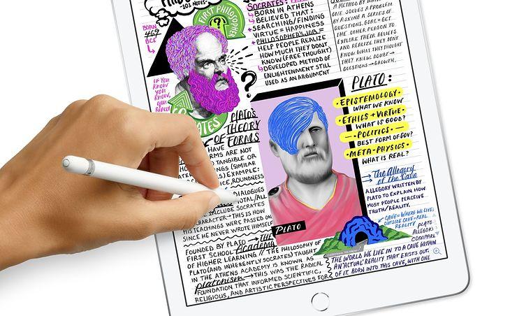 nowy iPad 9.7