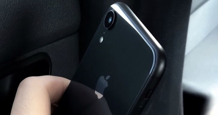 Tylny panel nowego iPhone'a