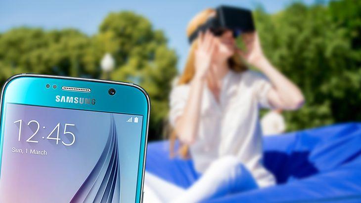 Galaxy S6 i gogle wirtualnej rzeczywistości