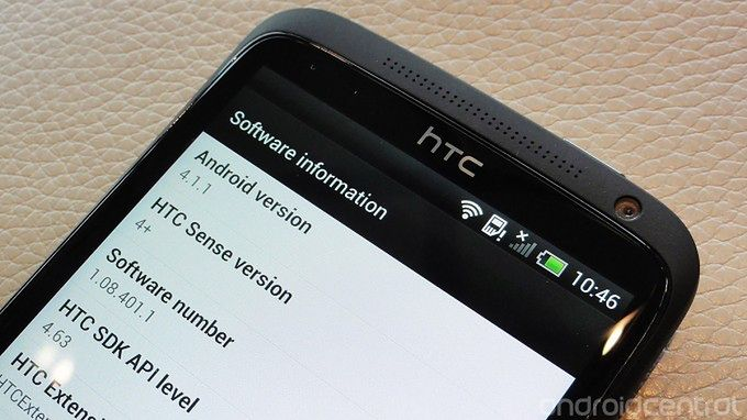 HTC One X+ (fot. androidcentral.com)
