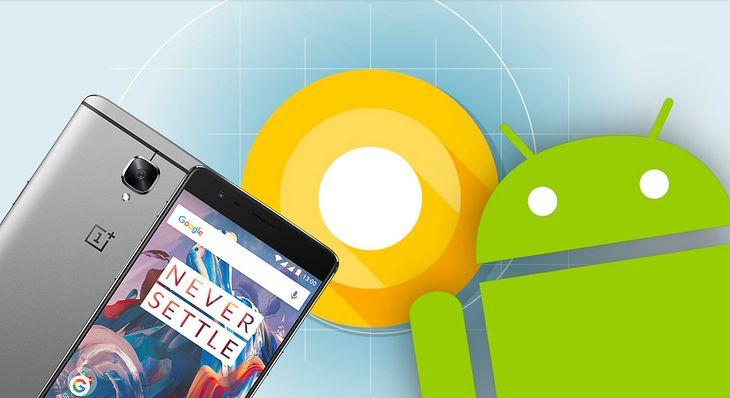 OnePlus 3 i 3T dostaną w tym roku Androida O