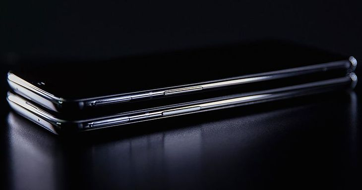 OnePlus 6T na materiale promocyjnym