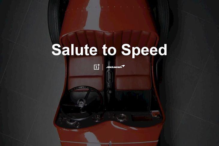 OnePlus zawiera porozumienie z McLarenem