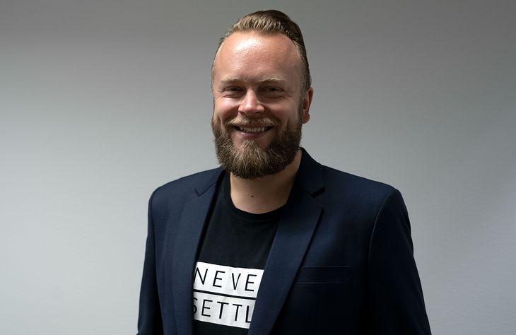 Tuomas Lampen, dyrektor ds. strategii OnePlus Europe